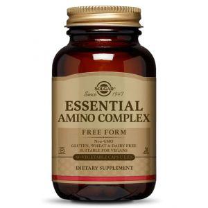 Аминокислотный комплекс, Essential Amino Complex, Solgar, 30 капсул (Default)