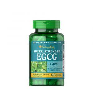 Экстракт зеленого чая,  EGCG, Puritan's Pride, 350 мг, 120 капсул