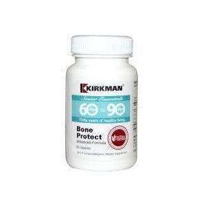 Поддержка костей, 60+, Kirkman Labs, 60 кап.