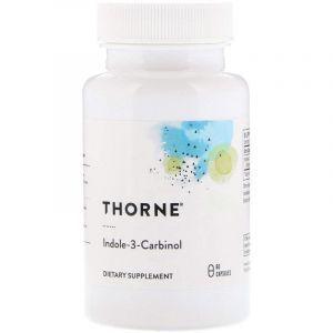 Индол 3 Карбинол, Indole-3-Carbinol, Thorne Research, 60 капсул (Default)