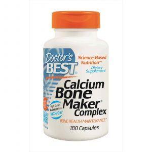 Комплекс для костей, Doctor's Best, 180 капсул.
