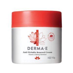 Крем от морщин (Anti-Wrinkle Vitamin A Retinyl Palmitate Cream), Derma E, с ретинилпальмитатом, (113 г) (Default)
