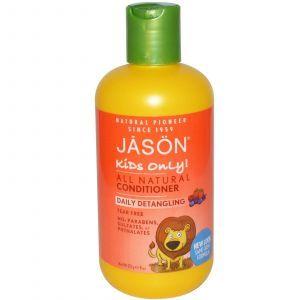 Кондиционер для детей, Jason Natural, 227 гр.