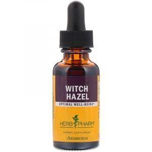 Гамамелис, Witch Hazel, Herb Pharm, 29,6 мл. (Default)