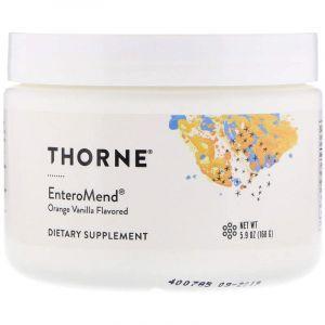 Поддержка кишечника, Enteromend, Thorne Research, 168 г (Default)