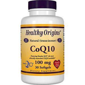 ealthy Origins, Kaneka Q10 (CoQ10), 100