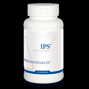 Поддержка проницаемости кишечника, IPS, Biotics Research, 90 капсул