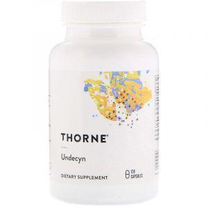 Поддержка флоры кишечника, Undecyn, Thorne Research, 120 кап. (Default)