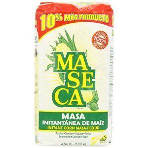 Кукурузная мука, Masa Instantanea de Maiz, Maseca, 2, 2 кг