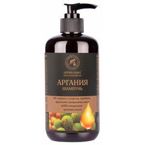 Шампунь для волос на основе масла Аргании, Shampoo All'Olio Di Argan, L'Erbolario, 150 мл
