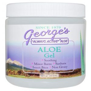 Алоэ вера гель, George's Aloe Vera, 473 мл
