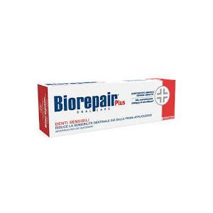 """Зубная паста """"Профессиональное избавление от чувствительности"""", Sensitive Teeth Plus, Biorepair, 75 мл"""