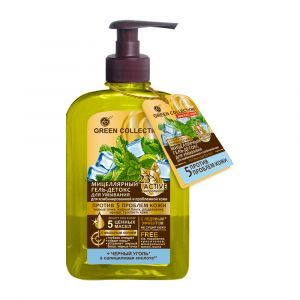 Мицеллярный гель для деликатного снятия макияжа, Energy of Vitamins, 260 мл