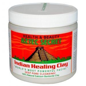 Индейская глина для лица, Aztec Secret, 454 г.