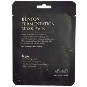 Ферментированная маска для лица, Fermentation Mask Pack, Benton, 1 шт