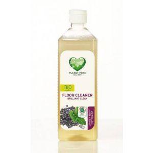 Средство для уборки пола с ароматом «Мята и можжевельник», Bio Floor Cleaner Juniper Berry, Planet Pure, 510 мл