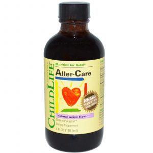 Комплекс от аллергии, для детей, ChildLife, 118,5