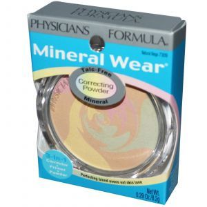 Минеральная корректирующая пудра, Correcting Powder, Physician's Formula, Inc, натурального бежевого цвета 8,