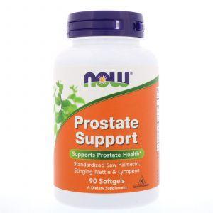 Здоровье простаты, Prostate Support, Now Foods, 90 капсу