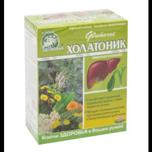 Фиточай Ортосифон, Ключи здоровья, почечный, 20 фильтр-пакетов по 1.5 г