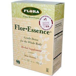 Детоксикация травяная формула, Flor Essence, Flora, 63 г