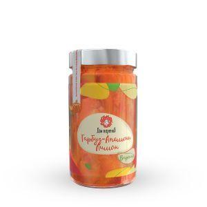 Варенье Тыква-апельсин-лимон, Дім варення, 300 мл
