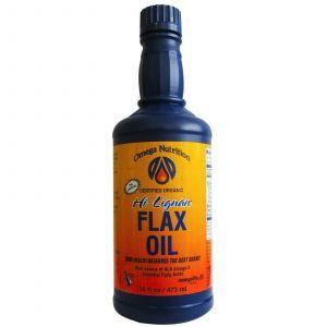 Льняное масло, Jarrow Formulas, 473 мл