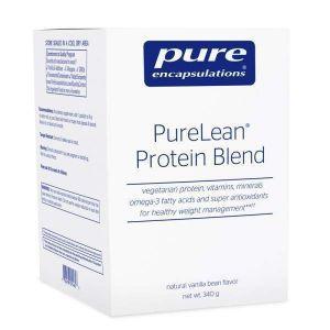 PureLean® протеиновая смесь (пакеты), PureLean® Protein Blend (packets), Pure Encapsulations, 340 гр.