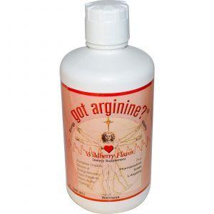 L-аргинин с минеральными добавками, Got Arginine, Morningstar Minerals, 946 мл
