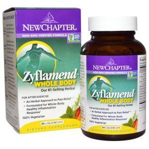 Витамины для всего организма, Whole Body, New Chapter, 60 капсул
