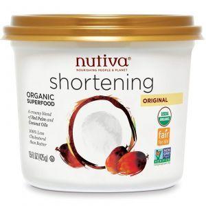Красное пальмовое масло, Nutiva, 425 г