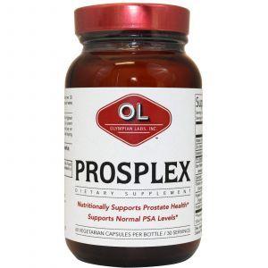 Для здоровья простаты, Prosplex, Olympian Labs Inc., 60 кап.