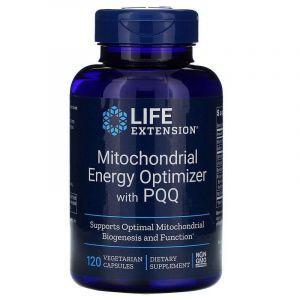 Пирролохинолинхинон с PQQ (Mitochondrial With BioPQQ), Life Extension, 120 капсул
