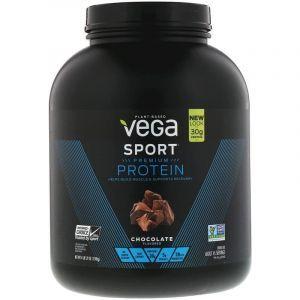 Протеин веган, вкус шоколада, (Vegan Protein), Vega, 1,98 кг