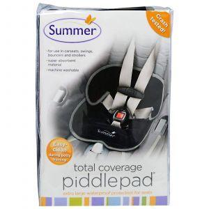 Чехол для автомобильного кресла, Total Coverage Piddlepad, Summer Infant, 1 шт