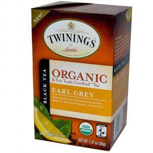 Чай «Эрл Грей», Twinings, 20 пак.(40 г.)